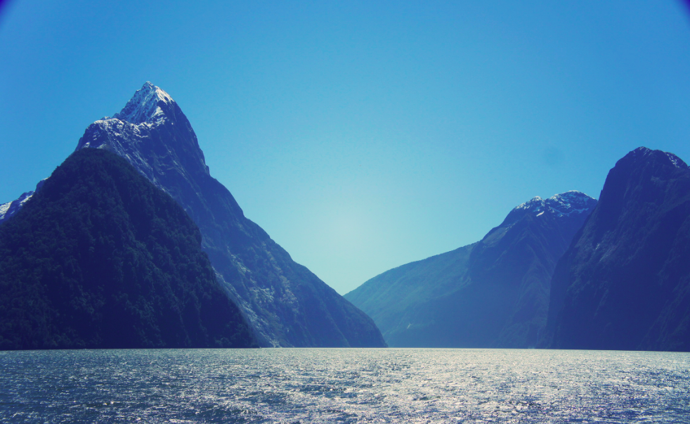 Another Photo of Milford Sound. Expect lots.