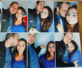I Freaking Love Photo Booths. Part 1.