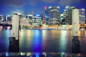 Night-Time City-Scape Photography