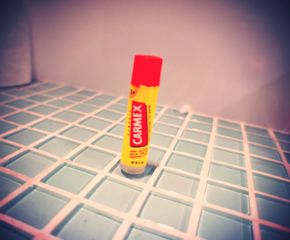 round the world packing essentials lip balm carmex
