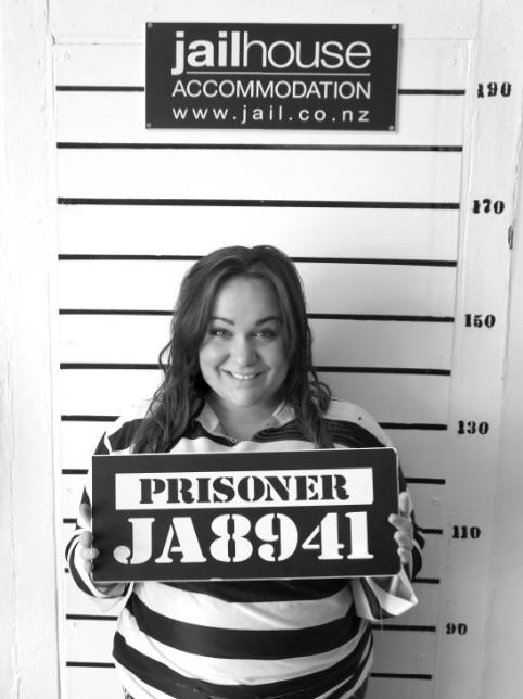 Jailhouse Accomodation Hostel Christchurch NZ