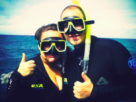 Exploring The Great Barrier Reef With Tusa Dive