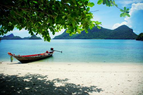 Angthong National Park Thailand