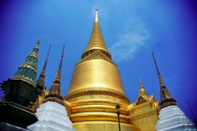 Photos and Observations, The Grand Palace, Bangkok