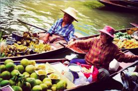 Boats and Bargains – Bangkok Floating Markets