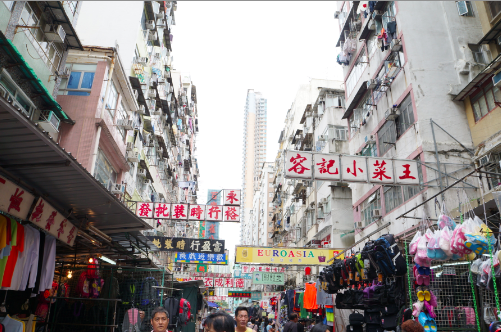 Hong Kong Foodie Tour
