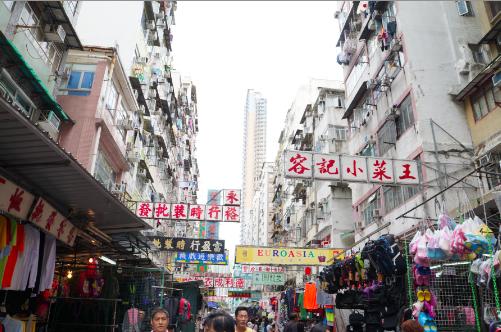 Hong Kong Foodie Tour
