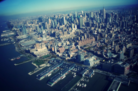Seeing NYC from the air: Helicopter-Style.