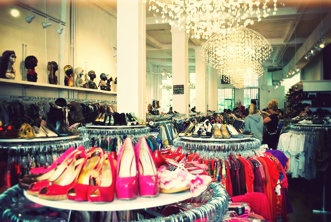 best thrift shops in NYC
