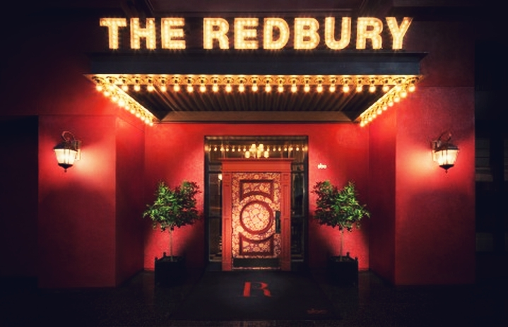 the redbury hotel hollywood