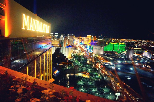 The Foundation Room at Mandalay Bay - The best view in Vegas ...