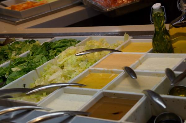 Aria Las Vegas food buffet