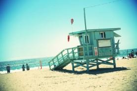 Photos of Santa Monica Beach: My favourite place to get sun burnt.