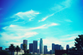 First impressions of Los Angeles from a California newbie.