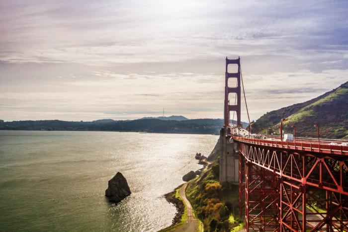 best view of golden gate bridge san francisco