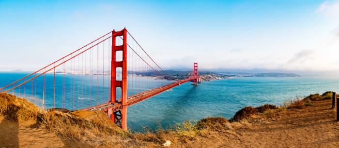 best view of golden gate bridge