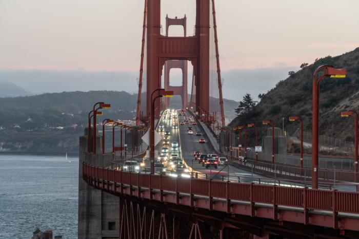 best view of the Golden Gate Bridge