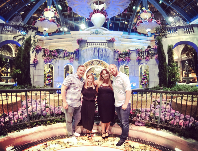 things to do in vegas for couples bellagio conservatory