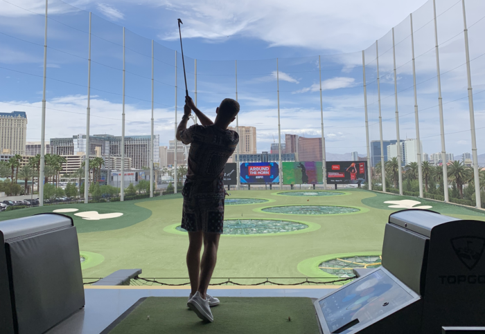 things to do in vegas for couples top golf