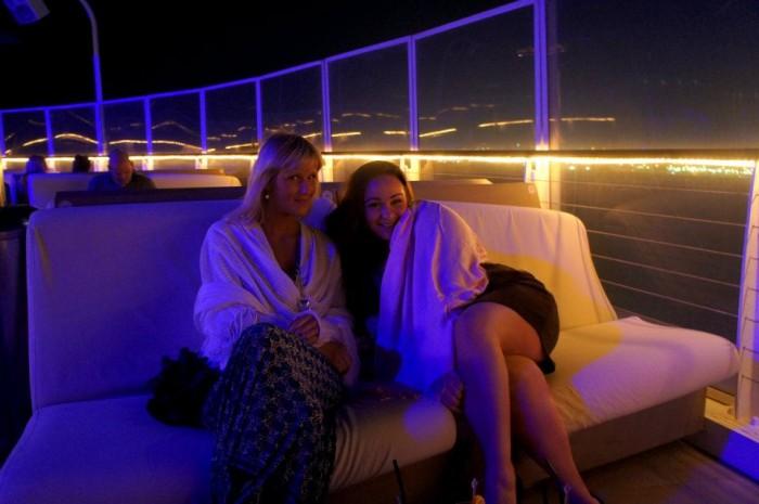 Jumeirah Beach Hotel 360 nightclub dubai