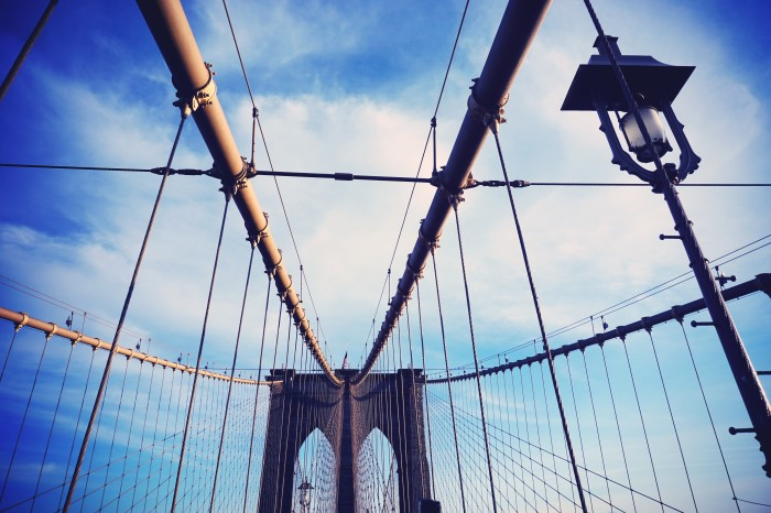 How to Walk Across Brooklyn Bridge
