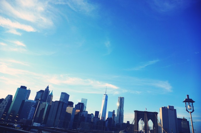 How to Walk Across Brooklyn Bridge