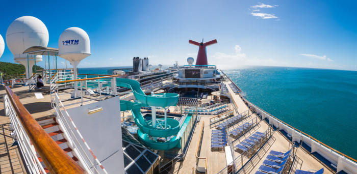 The Pros and Cons of a Cruise ship
