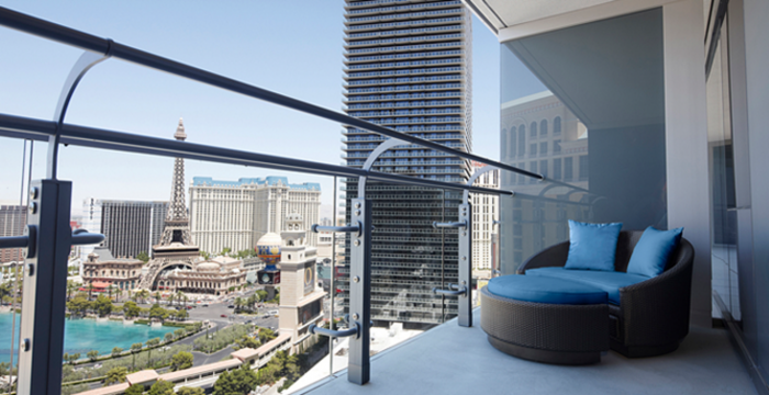 hotels in vegas that are romantic