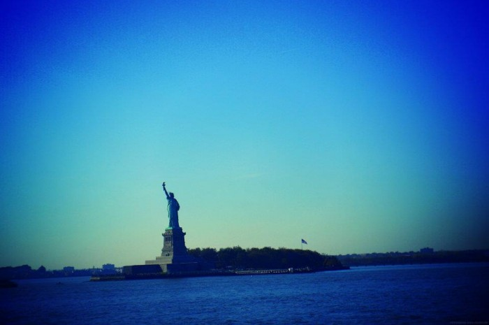 best way to see statue of liberty