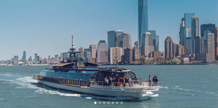best places to see the statue of liberty from
