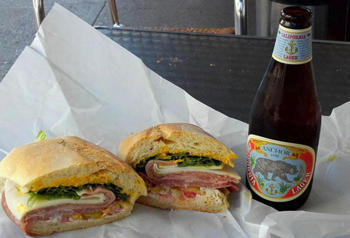 best places to eat lunch in San Francisco