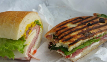 best places to eat lunch in San Francisco sandwich
