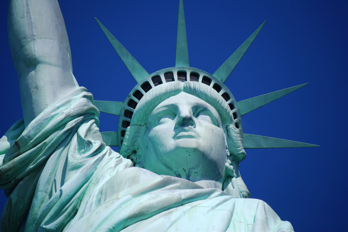 best place to see the statue of liberty