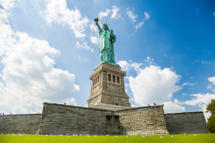 best ways to see the statue of liberty