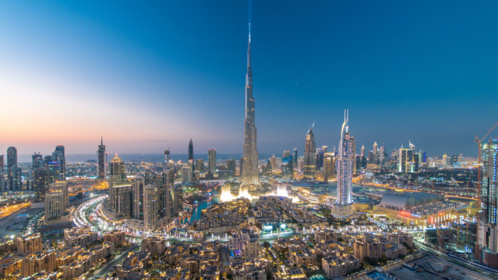 best places to view Dubai Fountains
