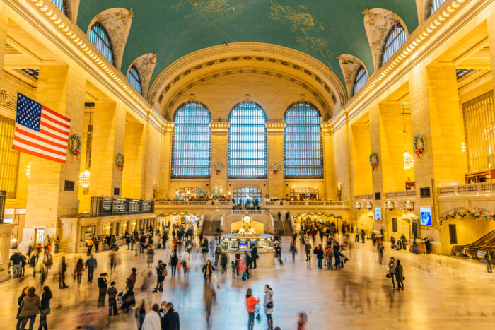 Grand Central Station photography tips