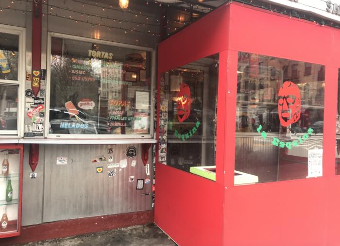Neighbourhood gem restaurants in NYC