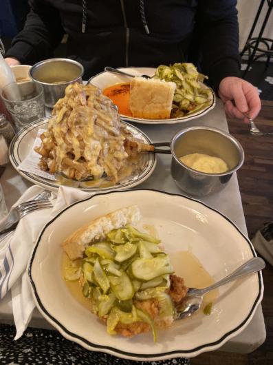 Neighbourhood gem restaurants in new york