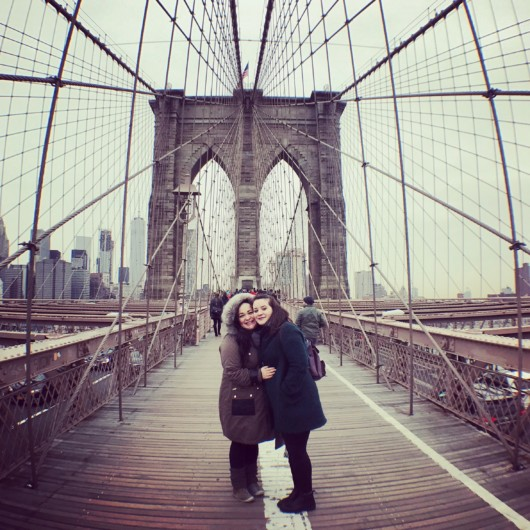 Photos of the Brooklyn Bridge 2