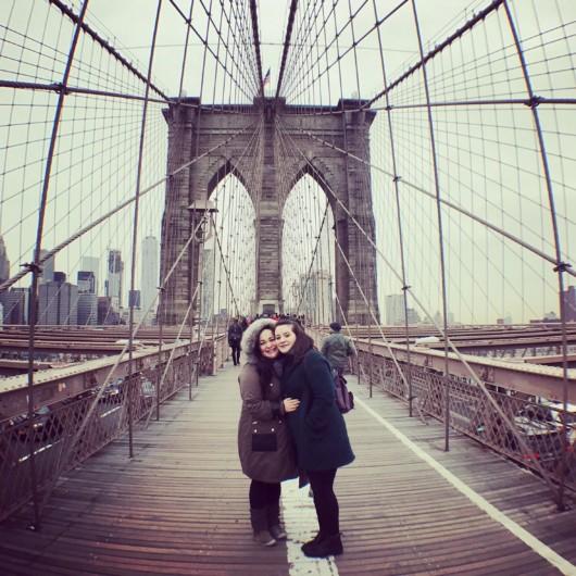 Photos of the Brooklyn Bridge 2
