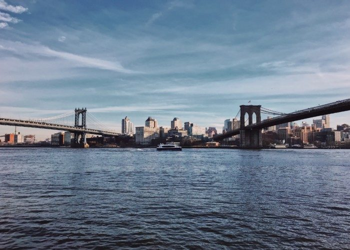 Photos of the Brooklyn Bridge