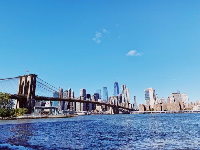 Photos of the Brooklyn Bridge