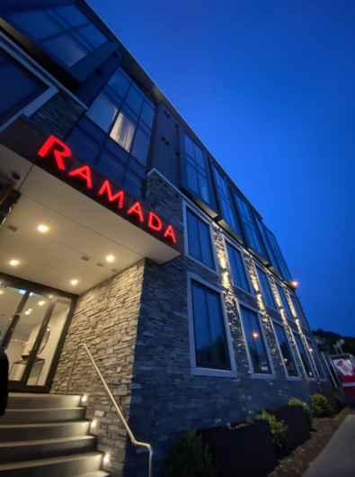 ramada central queenstown review