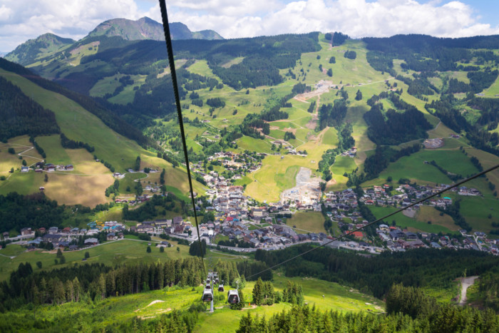 Things to do in the Austrian alps in Summer