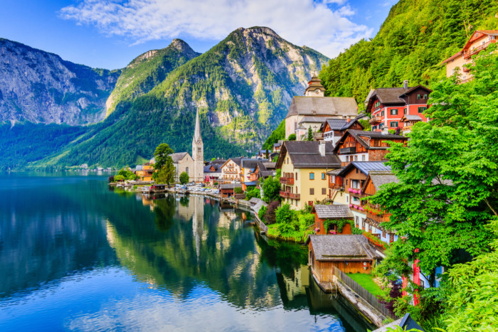 Things to do in the Austrian alps in Summer!