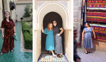 What to wear in Marrakech