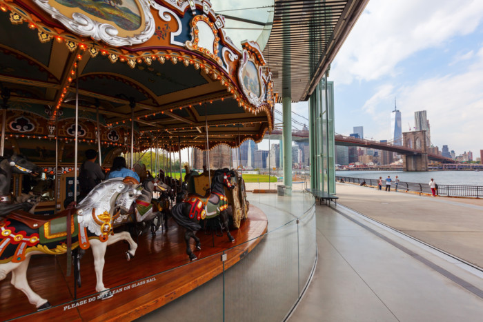 a list of NYC carousels