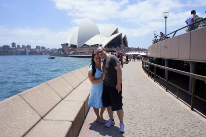 best place to view the sydney opera house 1