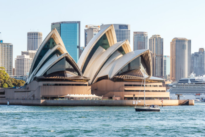 best places to view the Sydney Opera House