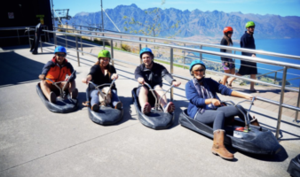 everything you need to know about the Queenstown luge for families